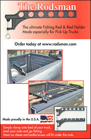 Flyerboard - GULFCOAST FISHING ROD HOLDERS - Chron.com Home Made Rod Rack For The Truck Bed Stripersurf Forums Fishing Rod Holder Pickup Truck Bed Lovely Kayak Mount Surf Pinterest Trucks And G2 Buddy 4rod Holder Transporter Withtruck Attachment Bike Rack 13 Steps With Pictures Homemade Holders Back Of The Hull Truth Boating Fishing Transport 40 Hull Truth White Pensacola Forum Ram Wwwtopsimagescom Miller Welding Discussion