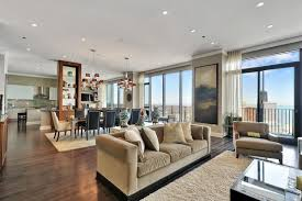 100 The Penthouse Chicago 80thfloor Aqua Penthouse Unit Knocks Another 500K Off