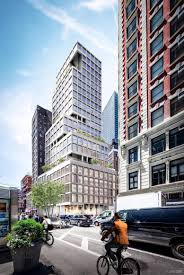 100 Nomad Architecture GDSNYs 1241 Broadway Begins To Rise As Excavation Work Wraps In