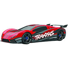 Amazon.com: Traxxas 64077 XO-1 AWD Supercar Ready-To-Race Trucks (1 ...