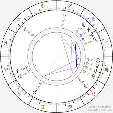 birth chart of andrea eckert astrology horoscope