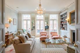 Cheyne Gardens Classic Living Room By Will Eckersley