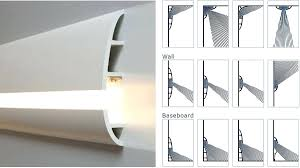 articles with recessed hallway baseboard lighting tag marvelous