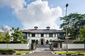 100 Singapore House Residence In Robert AM Stern Architects LLP