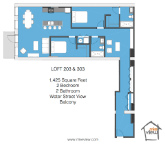 3 Bedroom Apartments Milwaukee Wi by Broadway Market Lofts Apartment Lofts Milwaukee View