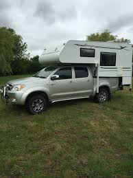100 Truck With Camper For Sale Toyota Hilux Invincible With Detachable Camper 4x4 Pickup Truck No