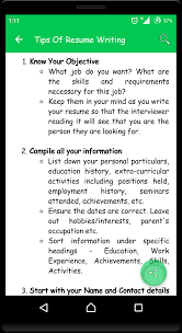 Resume Preparation Guide For Android - APK Download College Student Grad Resume Examples And Writing Tips Formats Making By Real People Pharmacy How To Write A Great Data Science Dataquest 20 Template Guide With For Estate Job 13 Steps Rsum Rumes Mit Career Advising Professional Development Article Assistant Samples Templates Visualcv Preparation Sample Network Cable Installer