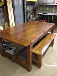 Farmhouse Table Chair Plans