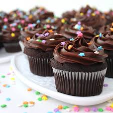 SugaryWinzy Triple Chocolate Cupcakes