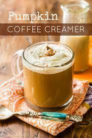 Pumpkin Latte Lite Dunkin Donuts by Homemade Pumpkin Coffee Creamer Sallys Baking Addiction
