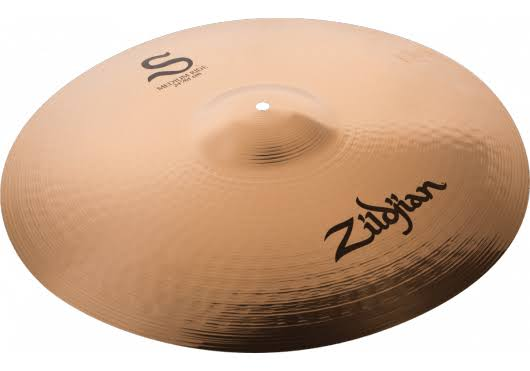 Zildjian S Series Medium Ride Cymbal - 24""