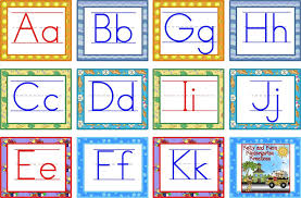 They Will Help Add A Little Color To Your Classroom Word Wall