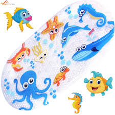 Bathtub Mat No Suction Cups by Online Get Cheap Fish Bath Mat Aliexpress Com Alibaba Group