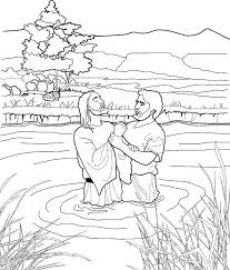 Colouring Sheet Jesus Calms The Storm Christian Preschool Coloring Pages Home