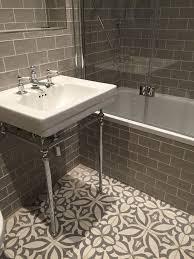 vintage bathroom floor tile home design styles model 67