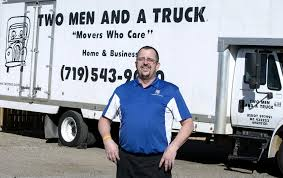 100 Two Men And A Truck Moving Company Keep On In Puebloan Works Through Cancer Moves Up Ranks