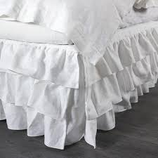Bed Skirt With Split Corners by Photo Samples 50 U2013 Linenshed