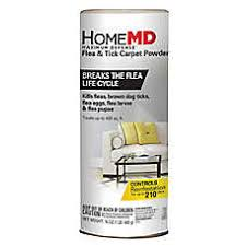 Homemade Flea Powder For Carpet by Home Flea Treatment Carpet Powder U0026 Yard Spray Petsmart