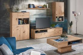 wohnzimmer wohnwand mit schreibtisch caseconrad
