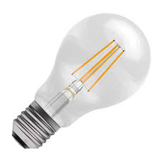 bell 05017 classic led filament bulb 4w non dimmable ex e27