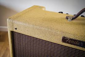 Fender Bassman Cabinet Plans by Diy Workshop Tones Of Tweed U002759 Fender Bassman The Guitar