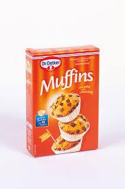 muffinbackmischung dr oetker ungefaltet