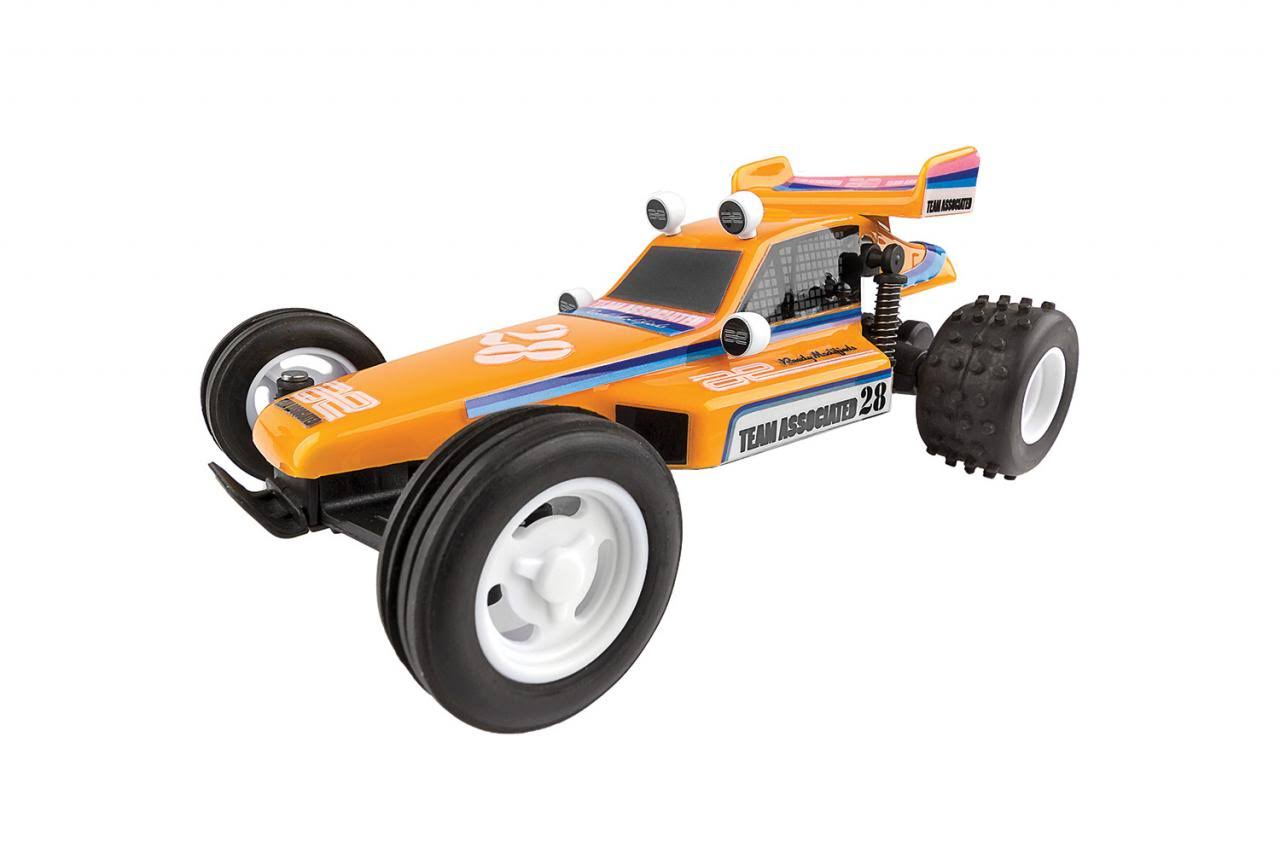 Team Associated Ae Qualifier Series RC28 Race Buggy RTR Model Kit - 1:28 Scale