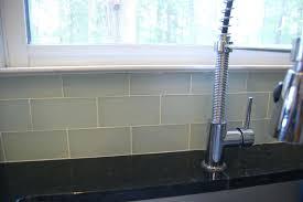 light grey glass tile backsplash glass tiles for kitchen light