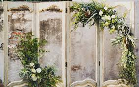 From Vintage Door To Shabby Chic Wedding Decor