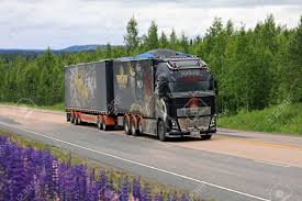 JAMSA, FINLAND - JULY 6, 2017: The Specatular Show Truck Volvo ... Daseke Family Of Open Deck Carriers Has More Honors Come Its Way Brown Isuzu Trucks Located In Toledo Oh Selling And Servicing 1300 Truckers Could See Payout Central Refrigerated Home Truck Trailer Transport Express Freight Logistic Diesel Mack Nz Trucking Blossom Festival Bursts Out Winters Gloom Niece Iowa Trucking Logistics 29 Elegant School Ines Style Hirvkangas Finland July 8 2017 White Man Tgm 15250 Delivery Jamsa May 17 Tank Truck Cemttrans Dispatch Service Best Truck Resource