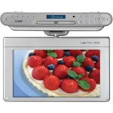 Ilive Under Cabinet Radio With Cd by Under Kitchen Cabinet Tv Dvd Cd Player Radio Monsterlune