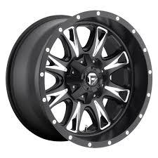 Fuel Wheels Throttle Wheels | Machined Truck Multi-Spoke Wheels ...