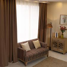 chambre color bedroom curtains solid color window shades imitation linen