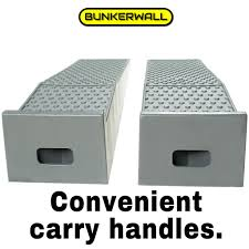 100 Heavy Duty Truck Service Ramps Large And Car Drive Up Wheel 10 Tons