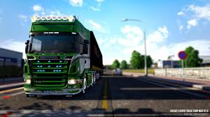 Euro Truck Simulator 2 | KacaK's Super Truck Shop Mod V1.0 | Super ... Kenworth T908 Adapted Ats Mod American Truck Simulator Mods Euro 2 Mega Store Mod 18 Part I Scania Youtube Lvo Fh Euro 5 121 Reworked V50 Bcd Scania Race Pack Ets Mod For European Shop Volvo 30 Walmart Skin Vnl Truck Shop Other V 20 Mods American Trailers 121x For V13 Only 127 Mplates Ets2 Russian Ets2downloads