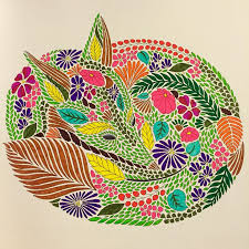 From Animal Kingdom Coloring Book