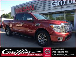 Rockingham - Used Nissan Titan Vehicles For Sale