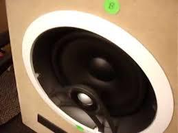 Polk Audio Ceiling Speakers Sc60 by Polk Audio Streamnet Ip Speaker Demo Youtube