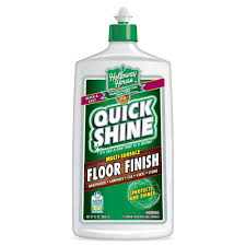 Zep Floor Sealer Sds by Quick Shine 27 Oz Floor Finish 77777 The Home Depot