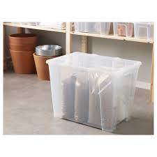 samla box mit deckel transparent ikea deutschland