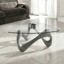 moderne glastische für ihr wohnzimmer günstig kaufen wohnen de