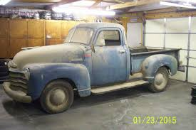 100 1951 Chevy Truck For Sale BARN FIND Chevrolet 5 Window Pickup Low Reserve Must Sell