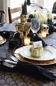 20 Best Halloween Dining Table Decoration Ideas