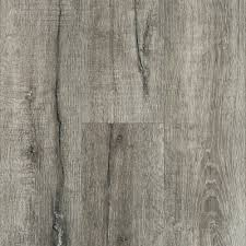 Vinyl Click Plank Flooring Underlayment by Supreme Click 12 3mm Driftwood Gray