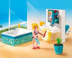 playmobil 5577 modernes badezimmer