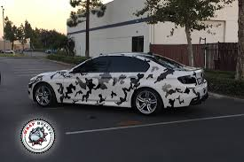 BMW Wrapped In 3M Snow White Camo Car Wrap | Wrap Bullys Camo Truck Wraps Vehicle Camowraps Texas Motworx Raptor Digital Wrap Car City King Licensed Manufacturing Reno Nv Vinyl Urban Snow More Full Kits Boneyard Gear Fleet Commercial Trailer Miami Dallas Huntington Ford F250 Ranch Custom Skinzwraps Bed Bands Youtube Graphics