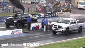 Two Built 5.9 Cummins Diesel Trucks Drag Race - YouTube Scheid Diesel Extravaganza 2016 Outlaw Super Series Drag Boom Compound Turbo Monster Engine Explodes On Racing Indusialracetruck Starlite Two Built 59 Cummins Trucks Race Youtube Racetruck Detroit Team Ome Wout 2017 Truckrace Come See Lots Of Fun Gallery Truck News Pro Android Apps On Google Play Epa Out Bounds Cars And Now Illegal Banks Power Semi Freightliner Pikes Peak Powells