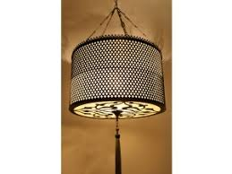 Laser Cut Lamp Shade by Hedef Lighting Hd 04159 13 Classic Laser Cut Ottoman Lampshade