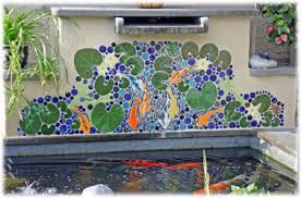 decorative ceramic tile made tiles in koi pond tiles