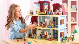 traumhaft wohnen im großen playmobil puppenhaus playmobil